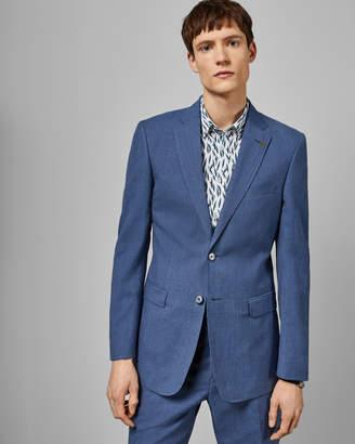 Ted Baker TONEJ Debonair slim fit linen blend jacket