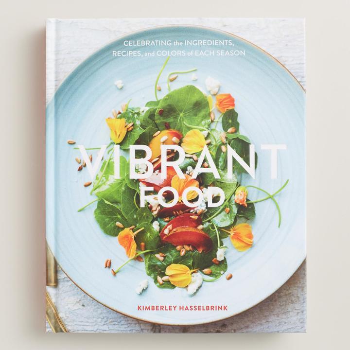 Vibrant Food Cookbook