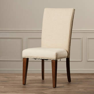 Alcott Hill Pearse Upholstered Parsons Chair (Set of 2)