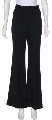 Alessandro Dell'Acqua High-Rise Wide-Leg Pants