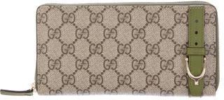 GucciGucci GG Supreme Nice Wallet
