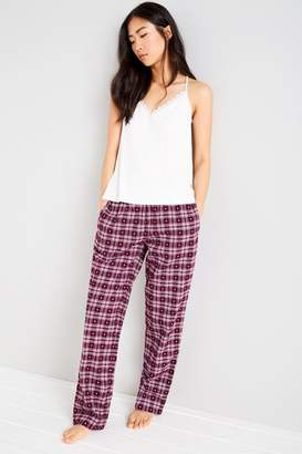 Jack Wills Cassie Checked Lounge Pants