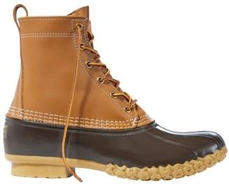 """L.L. Bean Men's 8"""" L.L.Bean Boots: The Original Duck Boot"""