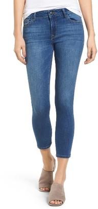 Women's Dl1961 Florence Instasculpt Crop Skinny Jeans $178 thestylecure.com