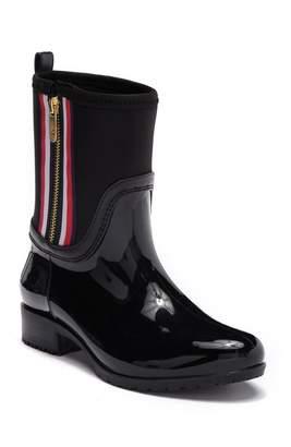 a9647b968b16 Tommy Hilfiger Frills Rain Boot