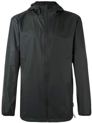 Rains zip-up jacket