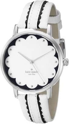 Kate Spade Women's KSW1004 Metro Analog Display Analog Quartz Watch