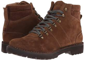 Eleventy Mix Media Hiker Boot Men's Boots