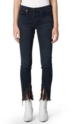 Blank NYC BLANKNYC The Bond Fray Hem Skinny Jeans