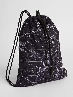 Gap Drawstring Backpack