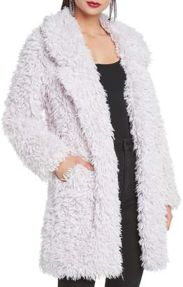Willow & Clay Faux Fur Coat