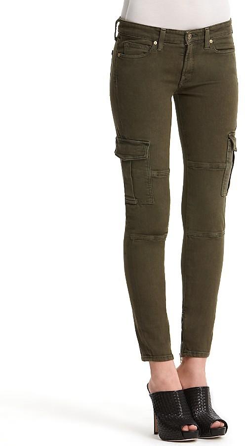 Vince Ankle Length Cargo Pants