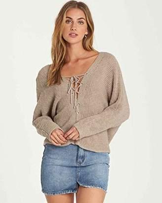 Billabong Women's Backed Up Sweater