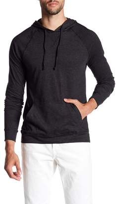 Public Opinion Long Sleeve Fineline Hoodie