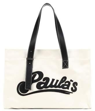 Loewe x Paula's Ibiza Paula's canvas tote