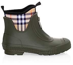 Burberry Women's Short Rainboots