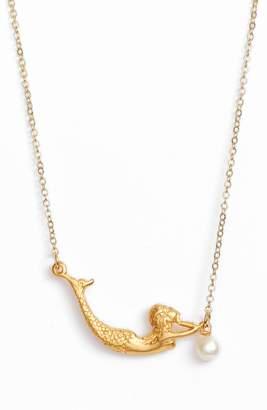 Ten79LA Mermaid & Pearl Necklace