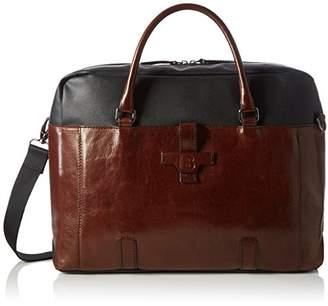 The Bridge Women's Shopping Bag Work Handbag Black (5Z 5Z), 30x41x12 cm