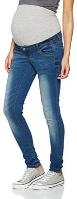 Mama Licious Mamalicious Women's Mlninety Slim Noos Jeans,W29/L34 (Manufacturer Size: 29)