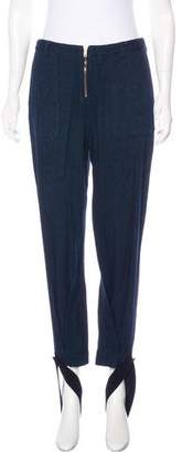 Boy By Band Of Outsiders Pleated High-Rise Pants