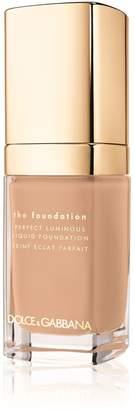 Dolce & Gabbana Make-Up Perfect Luminous Liquid Foundation