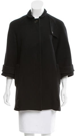 3.1 Phillip Lim 3.1 Phillip Lim Wool Short Coat