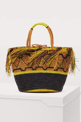 Sensi Studio Basket Rombos hand carried