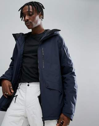 Peak Performance Hakuba J Ski Jacket In Navy