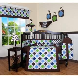 GEENNY 13 Piece Crib Bedding Set