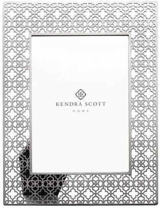 "Kendra Scott Filigree Picture Frame, 5"" x 7"""