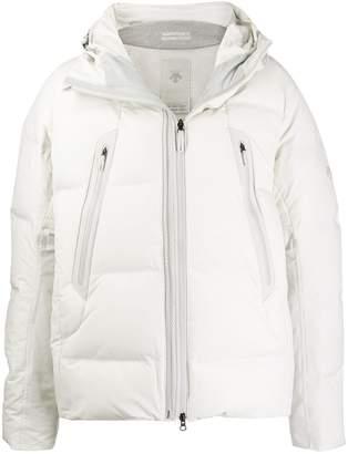 Descente Allterrain hooded padded jacket