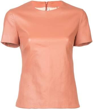 Rosetta Getty fitted T-shirt