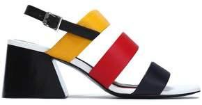 Rag & Bone Color-block Leather Sandals