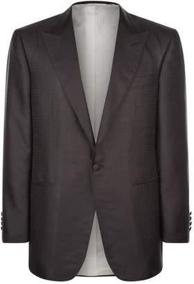 Stefano Ricci Tonal Diamond Jacket