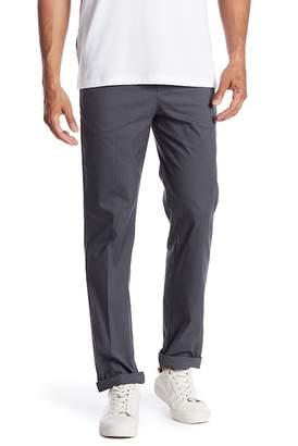 "Perry Ellis Mini Pattern Slim Fit Pants - 32\"" Inseam"
