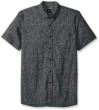 Rip Curl Men's Spin Out Ss Shirt
