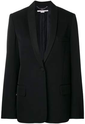 Stella McCartney deep v-neck blazer