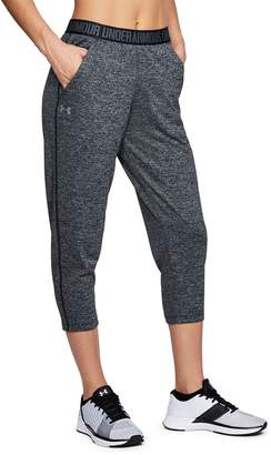 Under Armour Women's Play Up Twist Midrise Capris