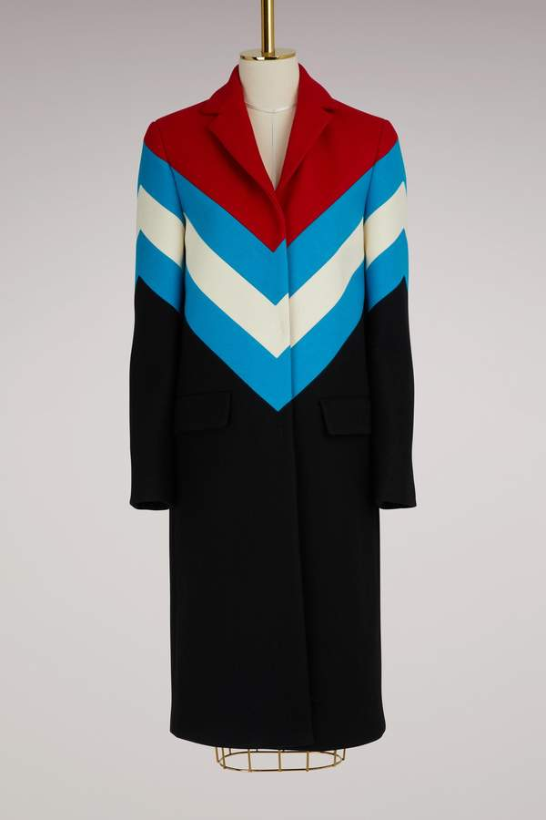 Msgm Rafters coat