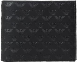 Emporio Armani - Grained Wallet Wallet Handbags $225 thestylecure.com