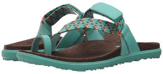 Merrell Around Town Sunvue Thong Woven Women's Shoes