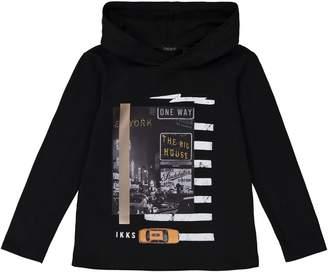 Ikks JUNIOR Hooded T-Shirt, 3-14 Years