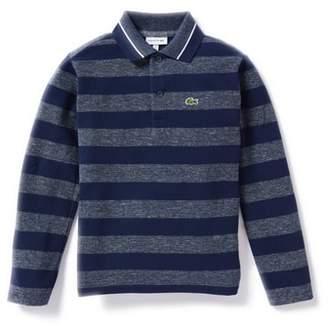 Lacoste Fancy Stripe Polo Shirt