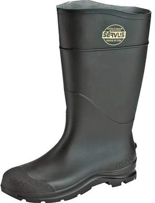 Norcross Safety 6 Pairs NORCROSS SAFETY 18821-13 Size13 BLK STEEL TOE BOOT 16