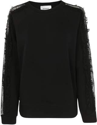 Dondup Ruffle Trim Sweatshirt