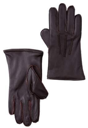 UGG Faux Fur Lined Wrangell Smart Glove