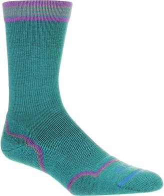 Fits Light Striped Hiker Crew Sock - Women's