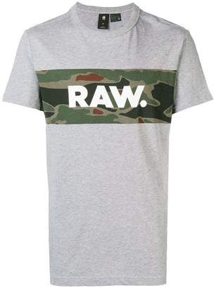 G Star Research military RAW T-shirt