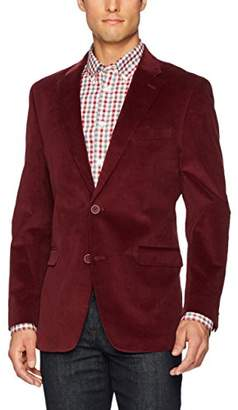 Tommy Hilfiger Men's Cord Stretch Sportcoat Blazer