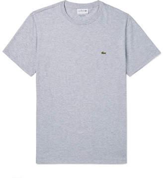 Lacoste Mélange Pima Cotton-Jersey T-Shirt